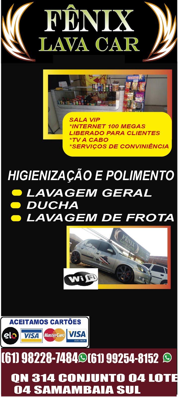 FÊNIX LAVA CAR