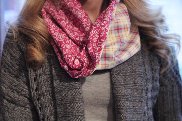 twisted infinity scarf tutorial