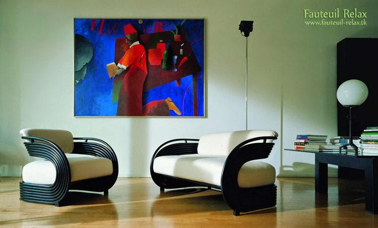 Fauteuil design en rotin fauteuil relax - Le nastro sofa par pierantonio bonacina ...