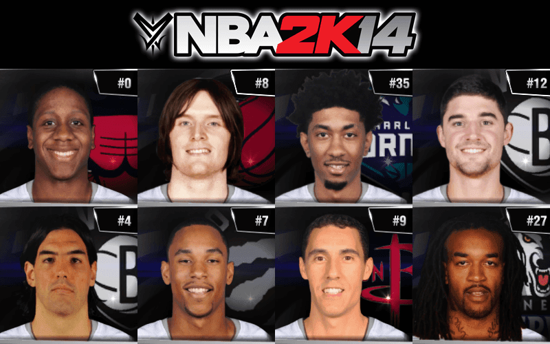 NBA 2k14 Ultimate Roster Update v7.8 : July 14th, 2016 - Free Agency Trades
