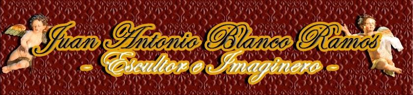 Escultor Juan Antonio Blanco Ramos