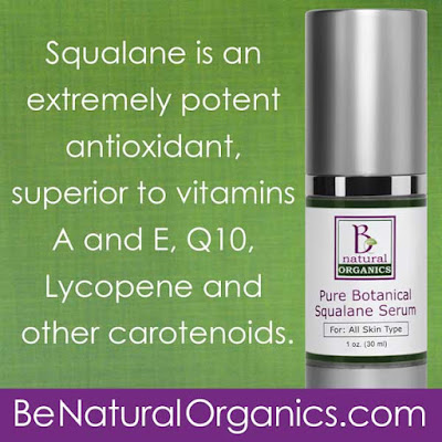 Be Natural Organics Squalane