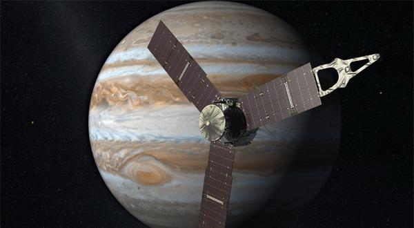 Pada Tahun 2016 Pesawat NASA Mendarat ke Jupiter