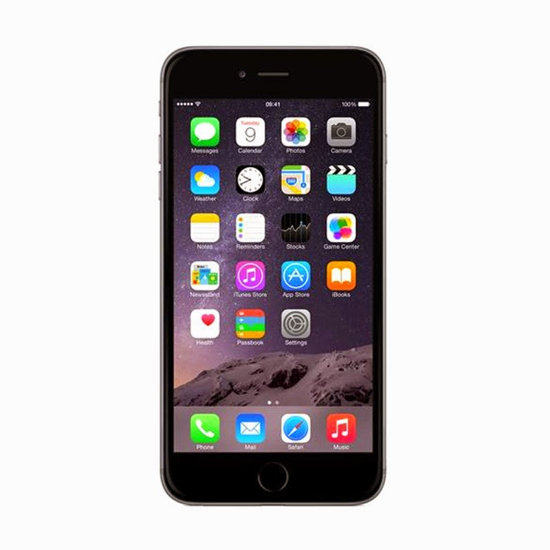 Apple iPhone 6 128 GB Space Gray Smartphone