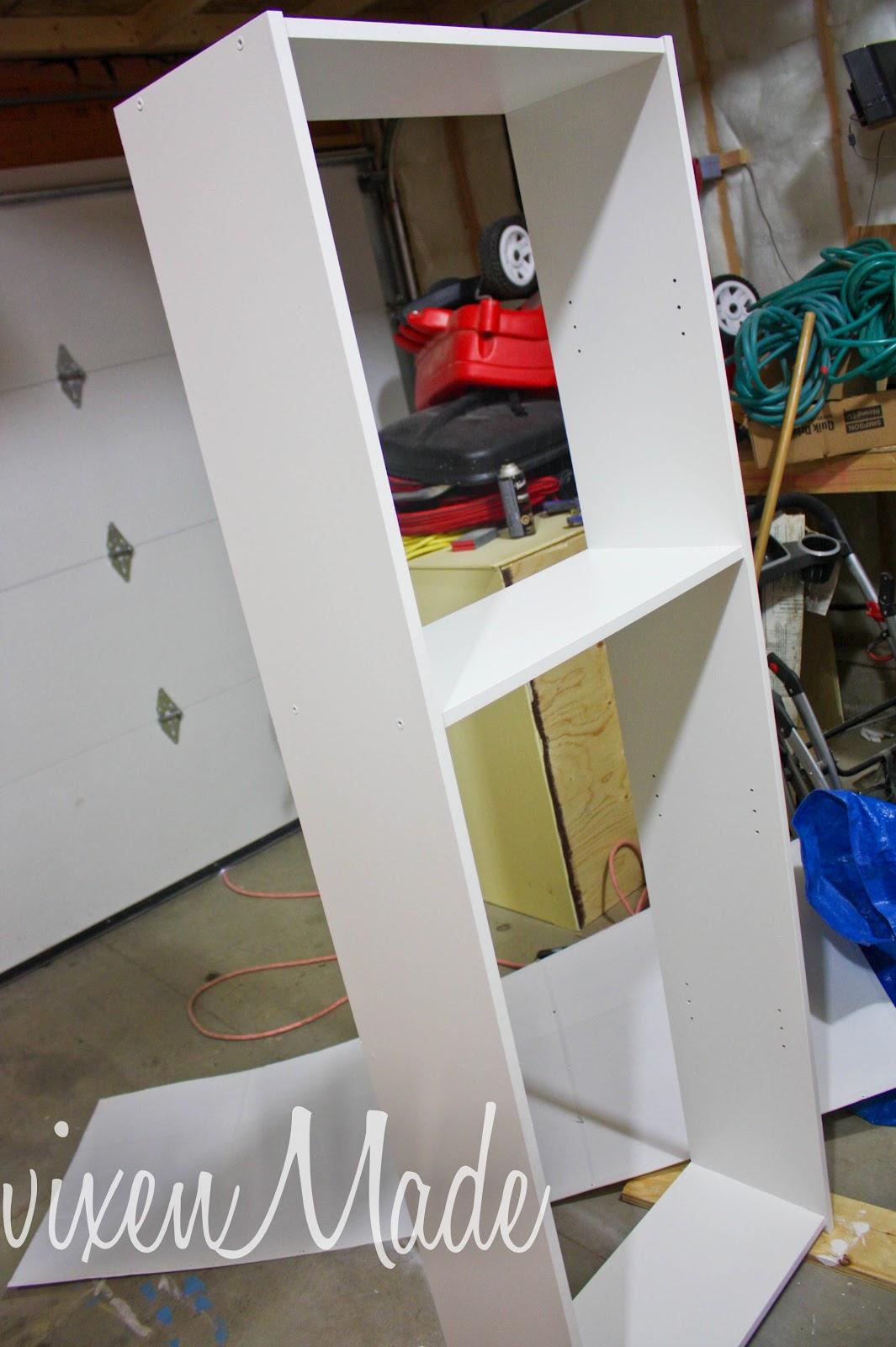 how to make an ikea bookshelf sturdy