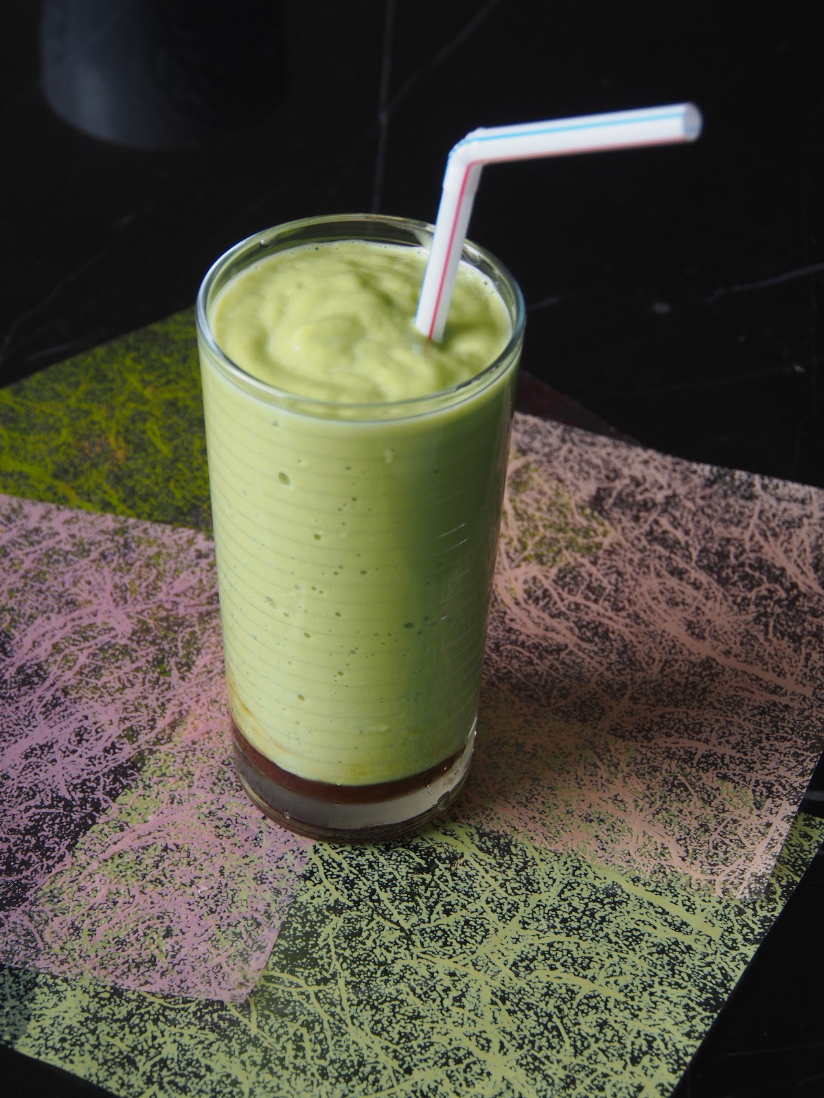 iCookiBakeiShoot: Avocado Milkshake