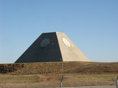 Stanley R. Mickelsen Safeguard complex in Nekoma, North Dakota, over the horizon radar OTH, missile defense