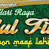 Banner Idul Fitri 1434 H
