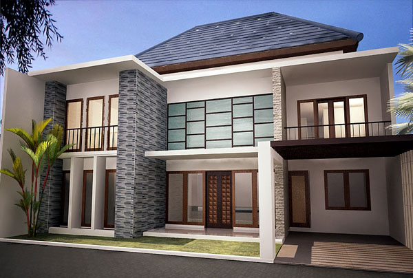 Front Elevation Building Designs : Modern front elevations india ayanahouse
