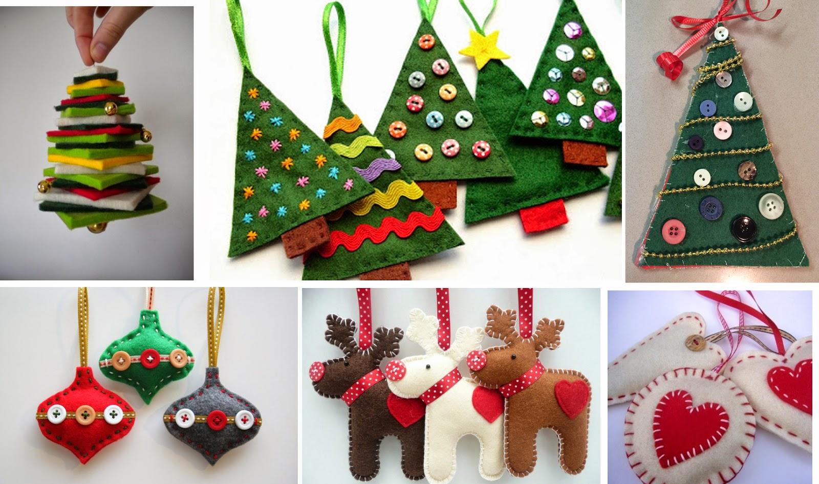 Comitato genitori villanova idee per il mercatino for Addobbi natalizi per la classe
