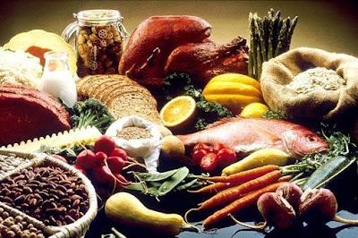 أغذية غنية بالمعادن