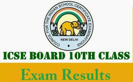 ICSE 10th Class Result