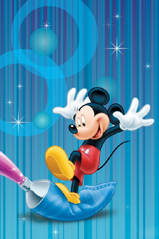 10 Cute Mickey Mouse IPhone Wallpapers