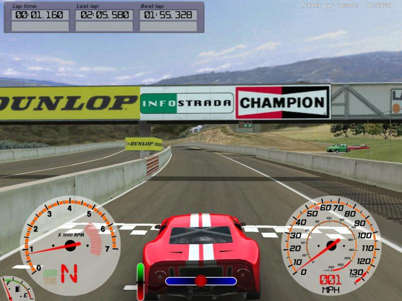 free online games of racing