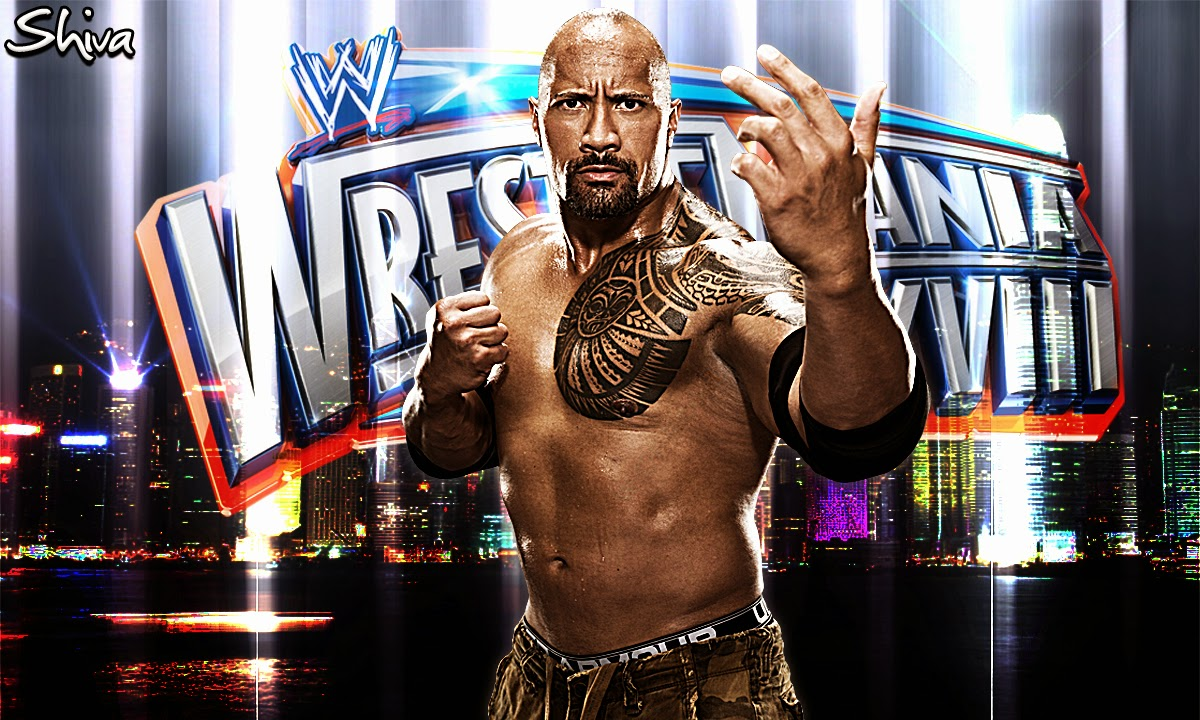 Here You Can Free Download The Rock Hd Wallpapers