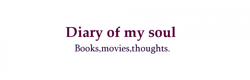 Diary of my soul