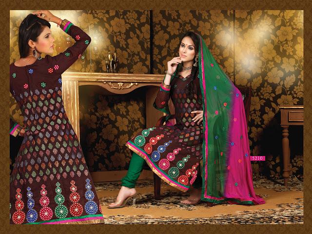 Designer Salwar Kameez Suits, Party Wear Churidar Salwar Kameez in Ludhiana