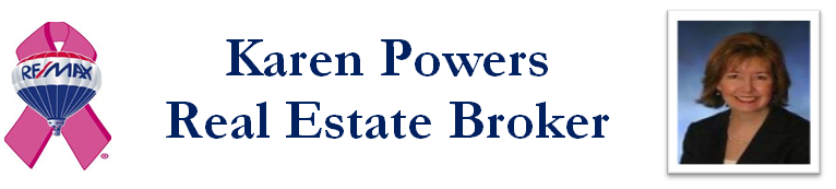 Karen Powers, Real Estate Broker