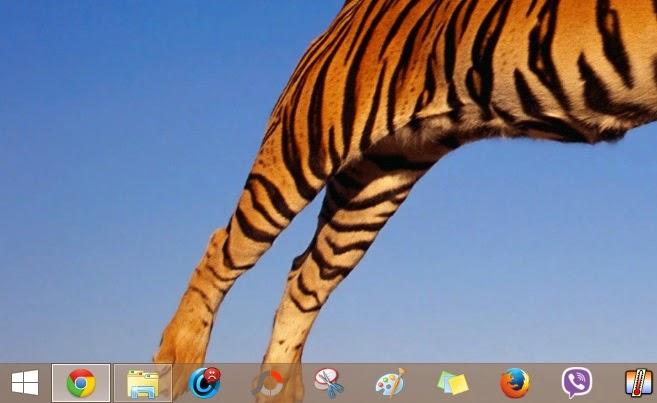 Windows 8 Görev Çubuğu