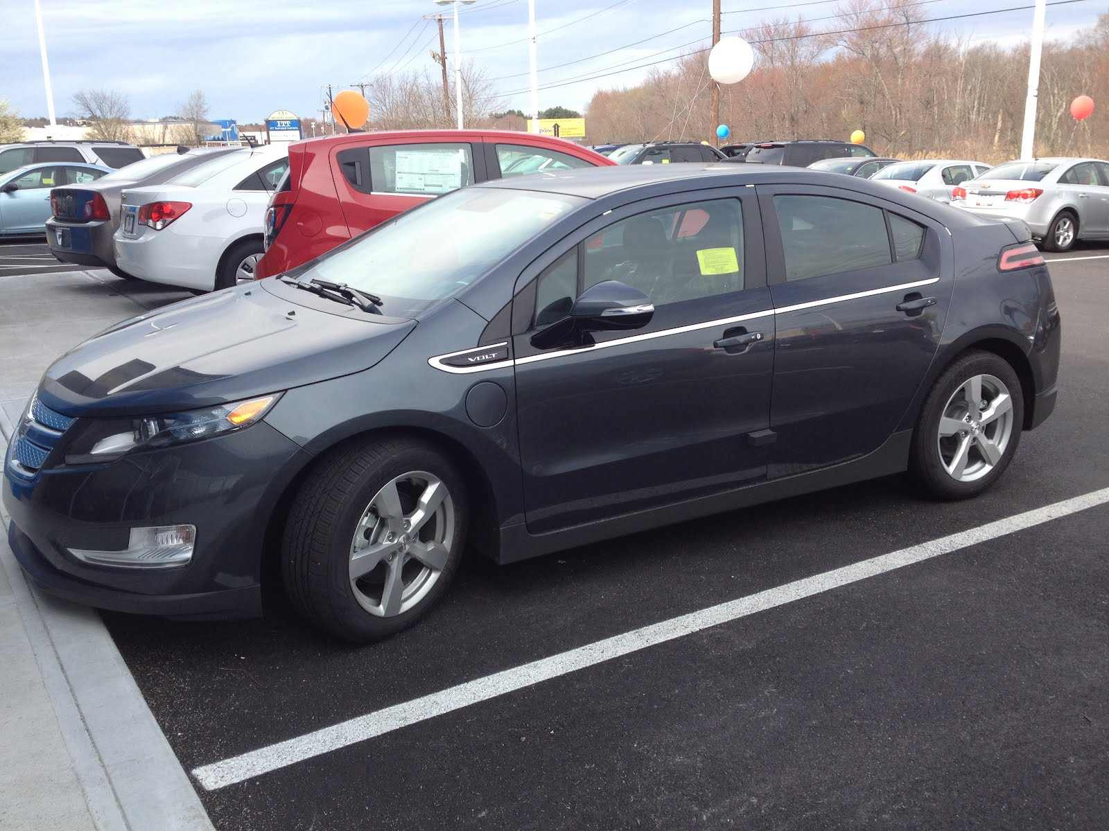 Left Bank Of The Charles My First Volt May Be A Zipcar Chevy Gas 20th Year And I Am Starting To Think About Getting Replace It Off Clay Chevrolet On Auto Mile In Norwood Time For Test Drive