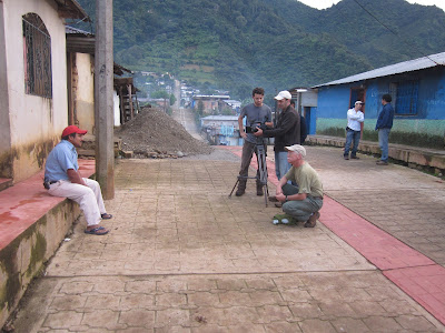 Filming After the Harvest: Fighting Hunger in Coffeelands