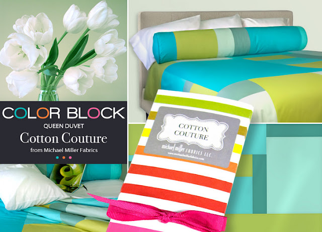 colorblock duvet tutorial