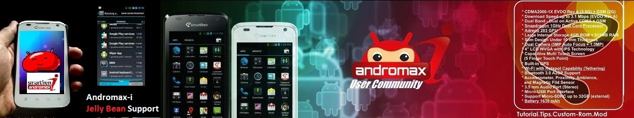 Andromaxi | Smartfren Andromax i