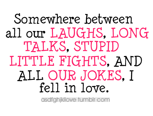 Falling In Love Quotes For Him | Quote