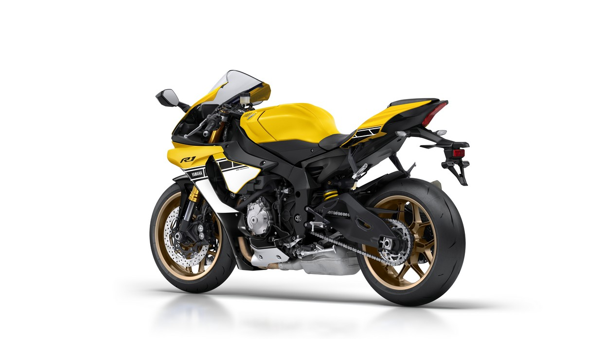 racing caf yamaha yzf r1 60th anniversary 2016 limited edition. Black Bedroom Furniture Sets. Home Design Ideas