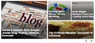 Slider post Metro UI style para Blogger
