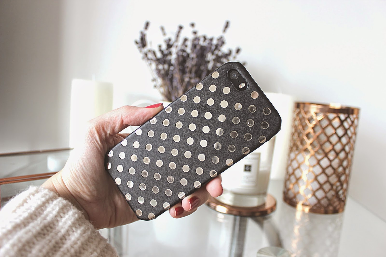 Kate Spade Like Phone Case