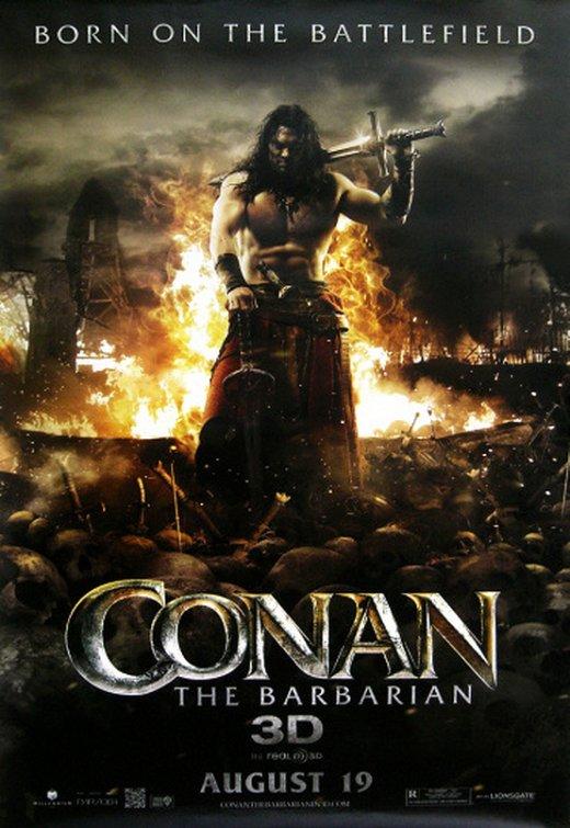 Conan O Bárbaro Dublado BDRip Rmvb