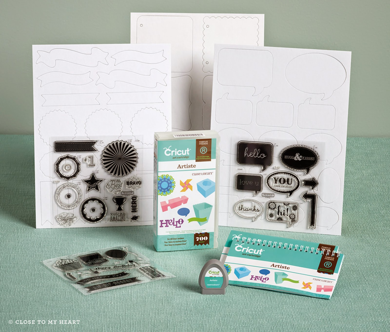 Free Cricut Artiste Cartridge