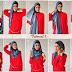 Hijab moderne - Chale hijab long