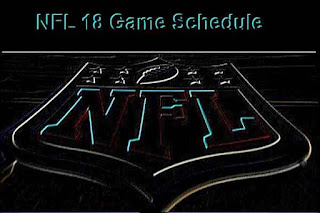 Possible Solution for NFL 18 game Schedule