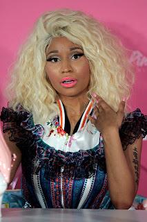 Nicki Minaj American rapper