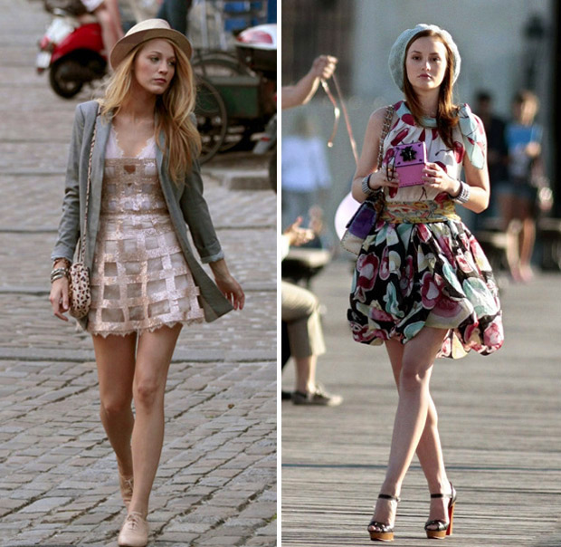 Fashionk Gossip Girl Fashion
