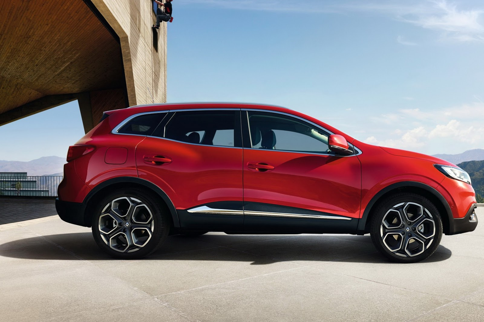 All-New Renault Kadjar SUV Officially Revealed [40 Pics ...