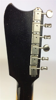 silvertone 1448 headstock back and tuners