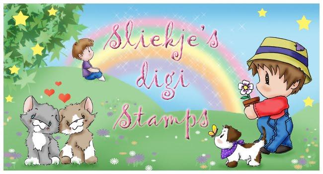 Sjeikje's Digi stamps