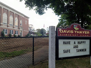 Davis Thayer after the modulars are removed - 1
