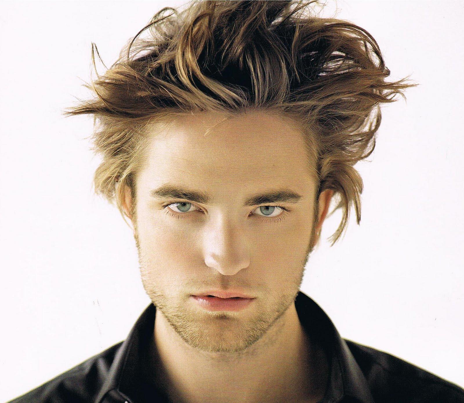 Robert Pattinson: WEIRDLAND: Saying Goodbye To Robert Pattinson's Sex Hair