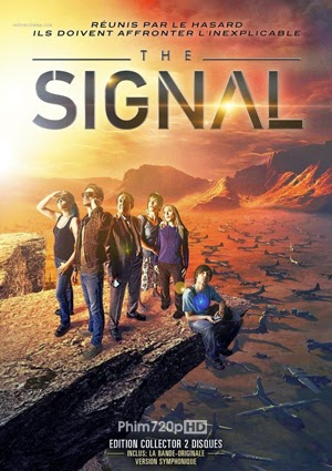 The Signal 2014 poster