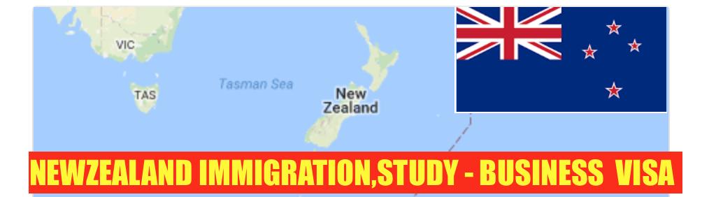 Study in Newzealand - Study visa service in chandigarh