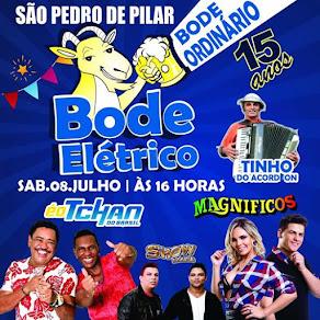 BODE ELÉTRICO 8 DE JULHO