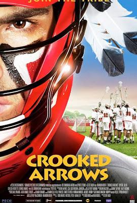 Flechas Torcidas (Crooked Arrows) 2012 DVDRip Español Latino Drama