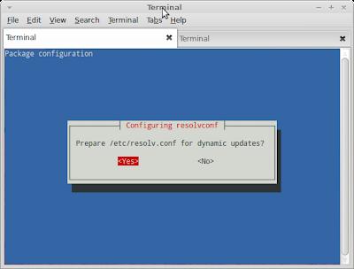 Mengatasi masalah wvdial di Linux Mint 13 Maya