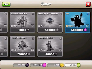 Bentuk Gambar Dan Video Tentang Update Town Hall 11 Clash of Clans