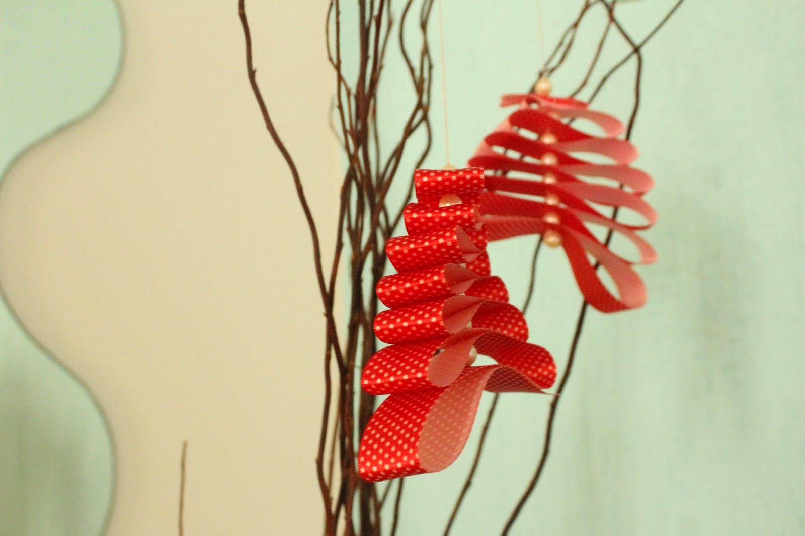 Enfeites natalinos, faça você mesmo PAP, DIY, decoração de natal