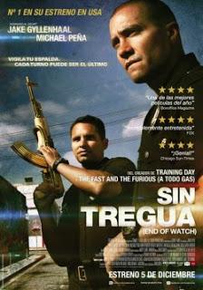 Ver Sin tregua Online Gratis (2012)